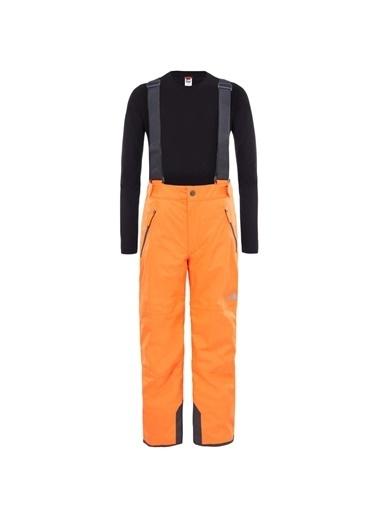 The North Face Kayak Pantolonu Oranj